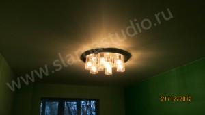 Какие существуют цветовые решения для матового потолочного покрытия?