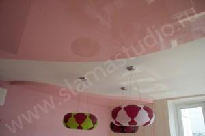 Как подобрать натяжной потолок по ширине?