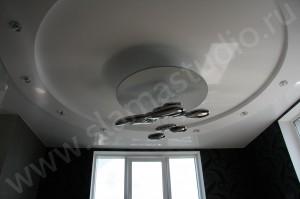 Возможно ли установить идеально белоснежный потолок?