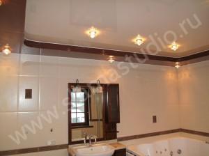 Какие есть особенности монтажа натяжных потолков  во влажных помещениях?