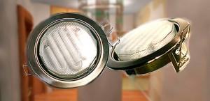 ECOLA (ЭКОЛА). Встраиваемые энергосберегающие светильники