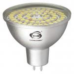Лампа светодиодная JCDR AL 60SMD 5W G5.3 6500K